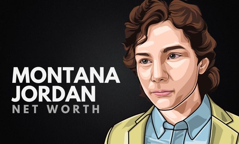 Montana Jordan Net Worth