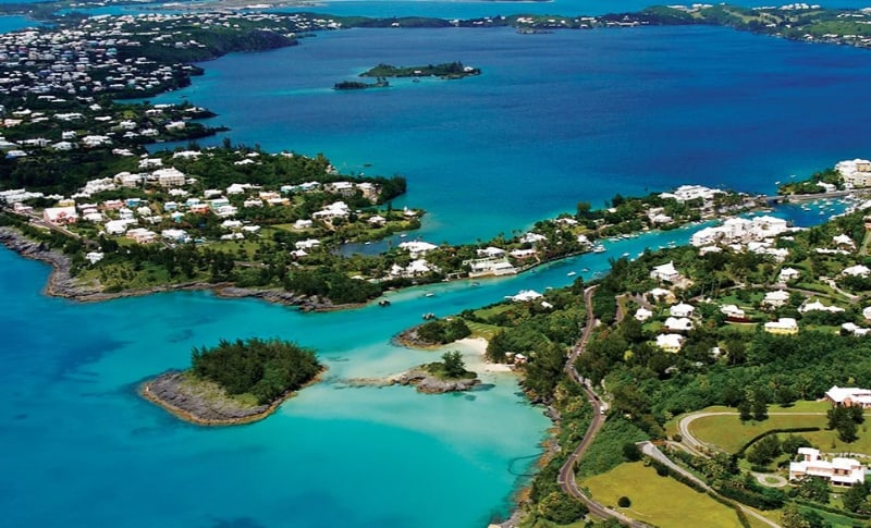 Most Expensive Countries - Bermuda