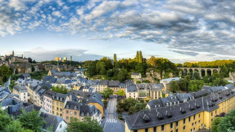 Most Expensive Countries - Luxembourg