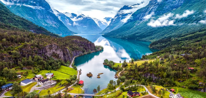 Most Expensive Countries - Norway