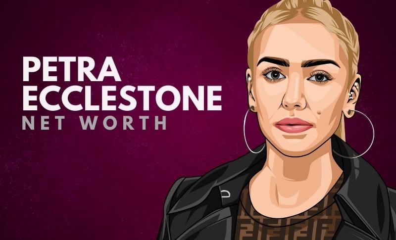 Petra Ecclestone's Net Worth
