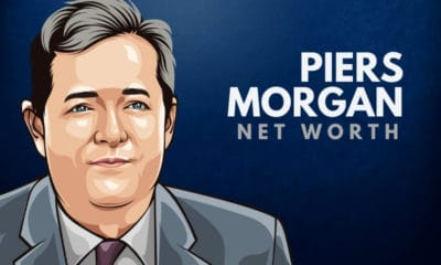 Piers Morgan's Net Worth