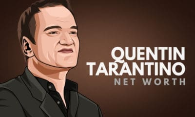 Quentin Tarantino's Net Worth