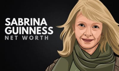 Sabrina Guinness' Net Worth