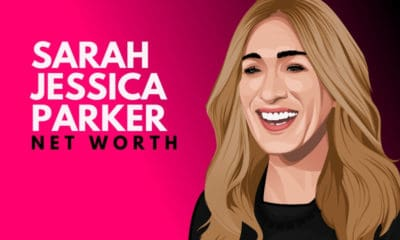 Sarah Jessica Parker's Net Worth
