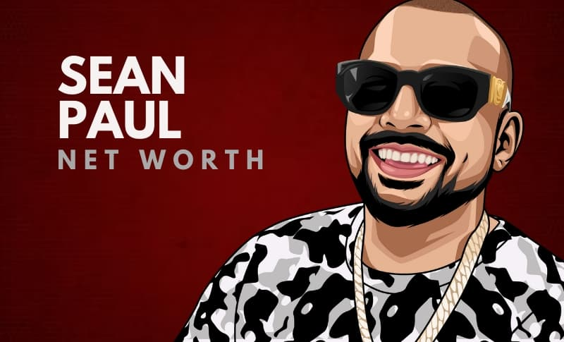Sean Paul's Net Worth