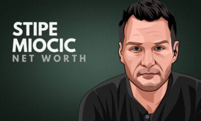 Stipe Miocic's Net Worth