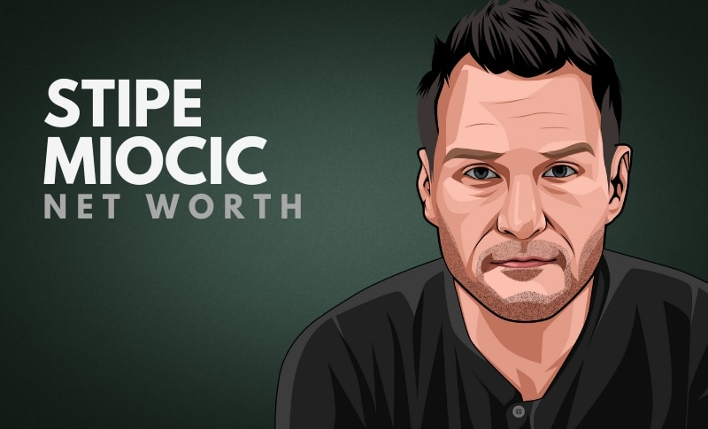 Stipe Miocic's Net Worth