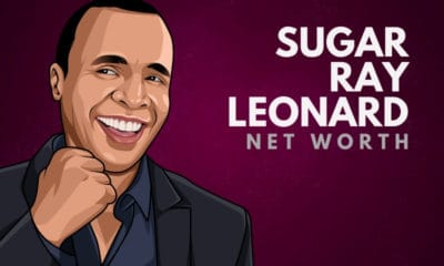 Sugar Ray Leonard's Net Worth