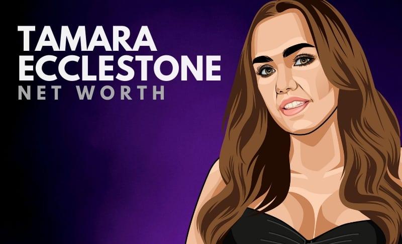 Tamara Ecclestone's Net Worth