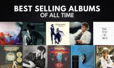 The 20 Best-Selling Albums of All Time