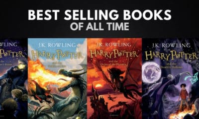 The Best Selling Books of All Time