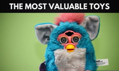 The 10 Most Valuable Toys From Your Childhood