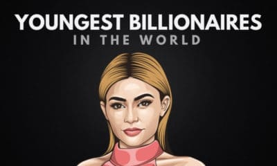 The Youngest Billionaires in the World