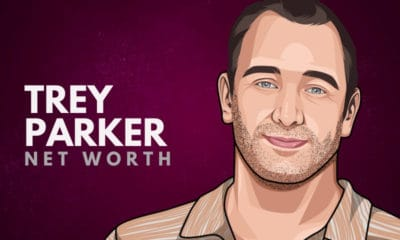 Trey Parker's Net Worth