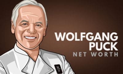 Wolfgang Puck's Net Worth
