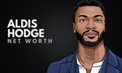 Aldis Hodge's Net Worth