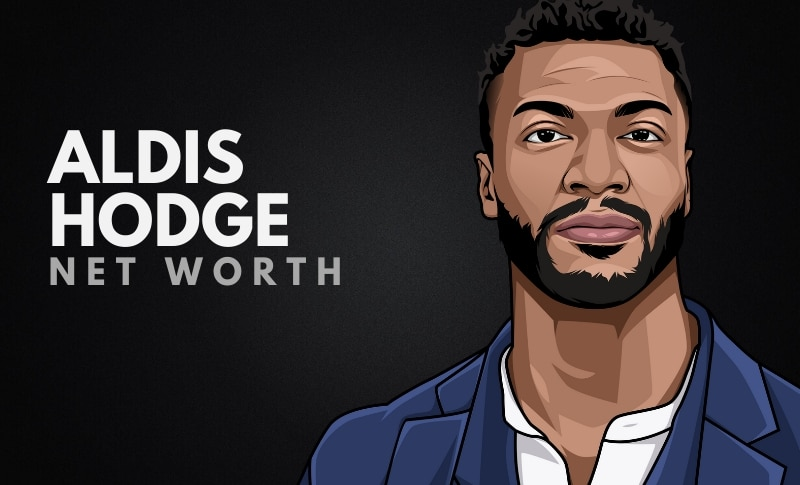 Aldis Hodge's Net Worth