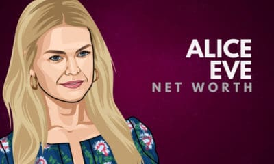 Alice Eve's Net Worth