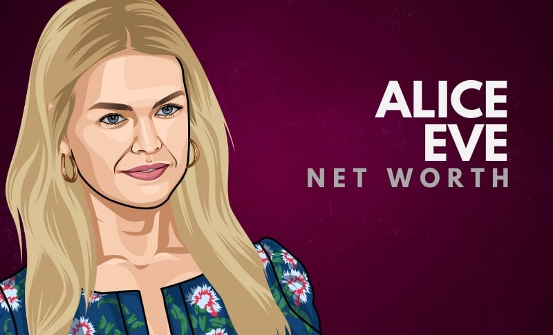 Alice Eve Net Worth