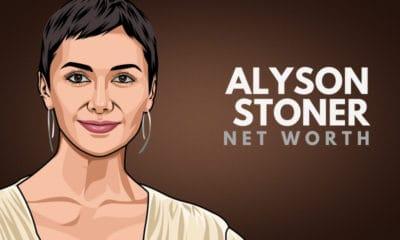 Alyson Stoner's Net Worth