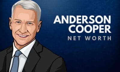 Anderson Cooper's Net Worth