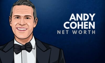 Andy Cohen's Net Worth