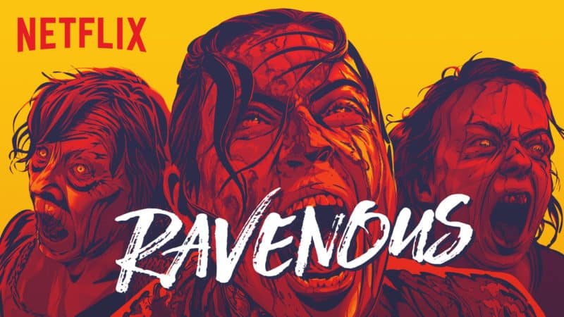 Best Horror Movies on Netflix - Ravenous (2018)