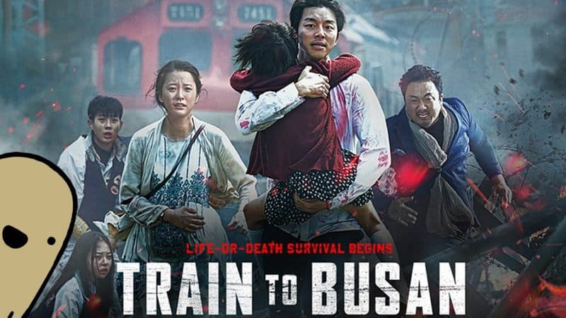 Best Horror Movies on Netflix - Train to Busan (2016)