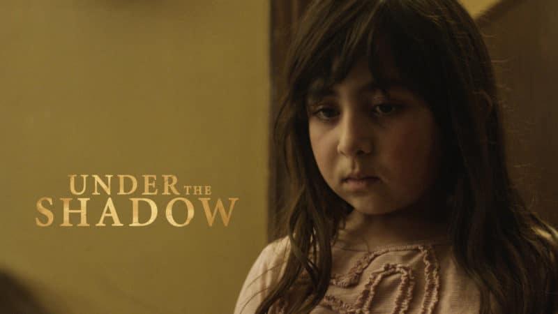 Best Horror Movies on Netflix - Under The Shadow (2016)