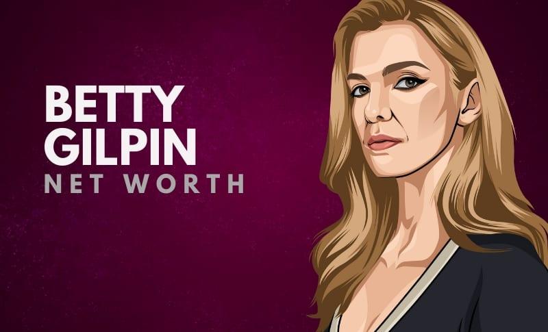 Betty Gilpin Net Worth