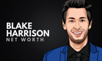 Blake Harrison's Net Worth