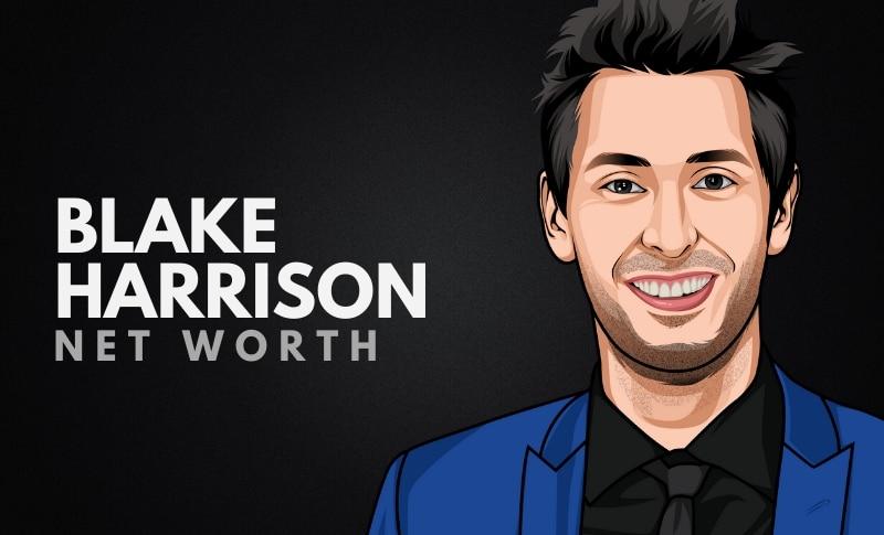 Blake Harrison's Net Worth