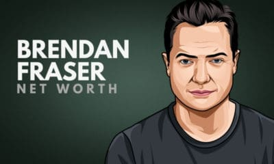 Brendan Fraser's Net Worth