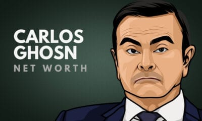 Carlos Ghosn's Net Worth