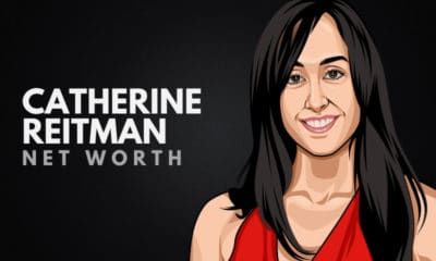 Catherine Reitman's Net Worth