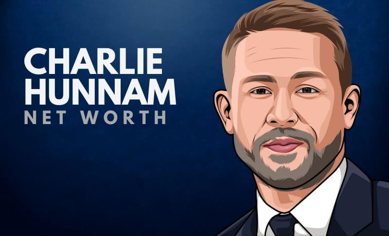 Charlie Hunnam's Net Worth