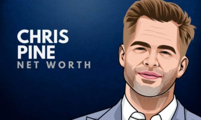 Chris Pine's Net Worth