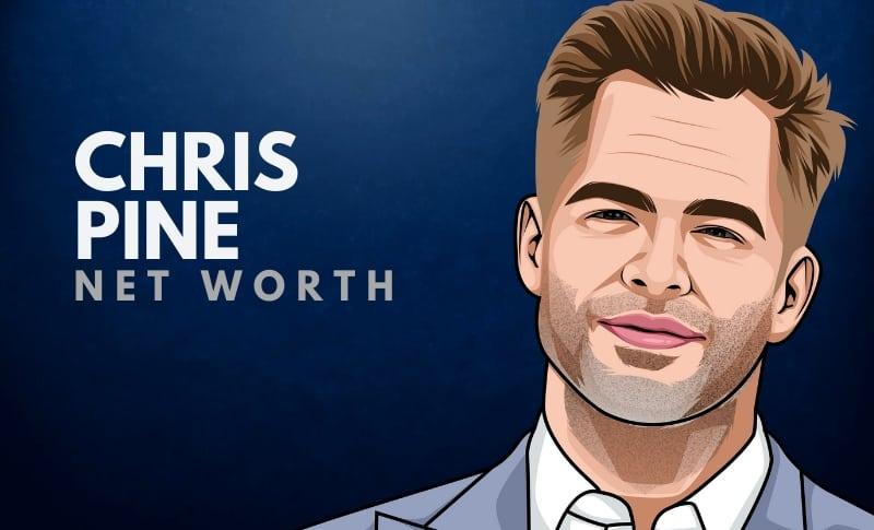 Chris Pine's Net Worth