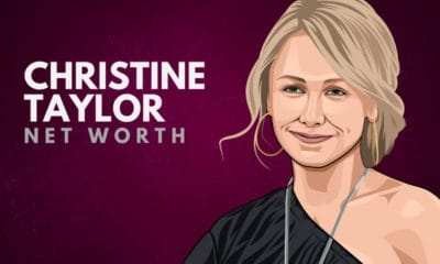 Christine Taylor's Net Worth