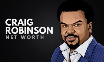 Craig Robinson's Net Worth