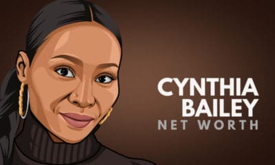 Cynthia Bailey's Net Worth