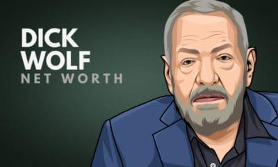 Dick Wolf's Net Worth