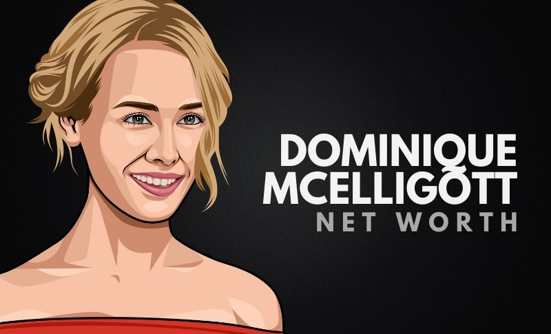 Dominique McElligott's Net Worth