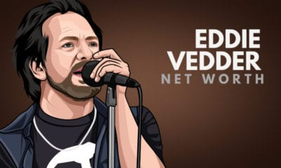 Eddie Vedder's Net Worth