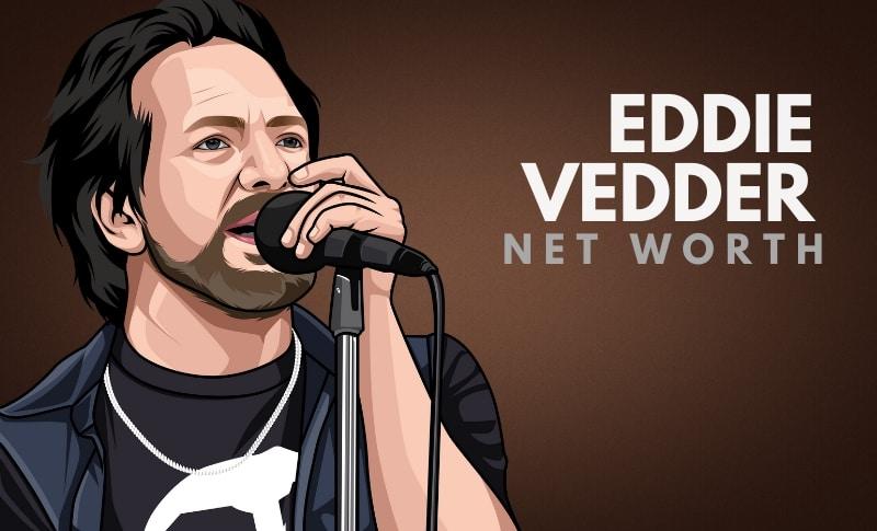 Eddie Vedder's Net Worth
