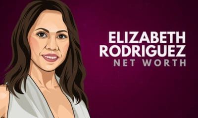 Elizabeth Rodriguez's Net Worth