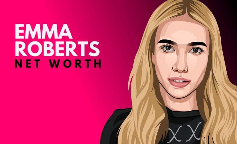 Emma Roberts Net Worth