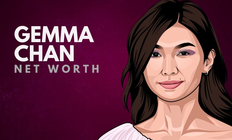Gemma Chan Net Worth