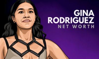 Gina Rodriguez's Net Worth